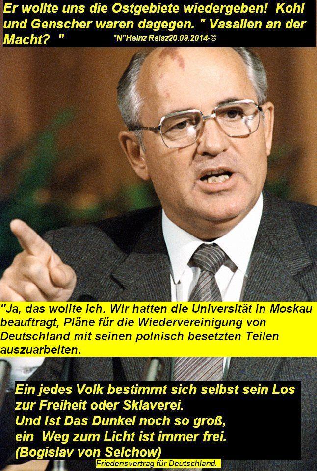 A.gorbatschows