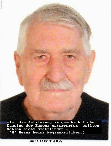 Schrift H.Reisz